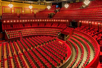 Theater Carré Amsterdam van Rob van Esch