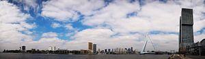Wolken van Rotterdam van