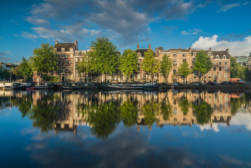 Amstel spiegel van Jeroen de Jongh