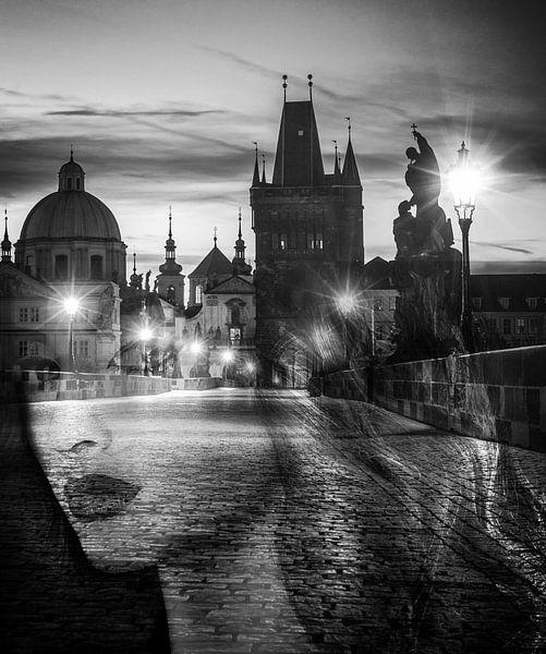 Charles Bridge, Prague van Dreamy Faces