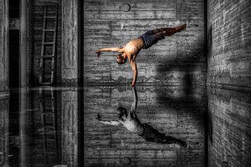 Breakdancer von Bob Karman