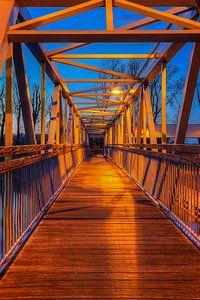 De brug in vorm van