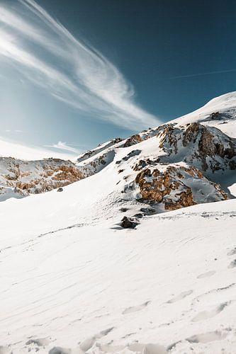 Untersberg   Winter in de Alpen