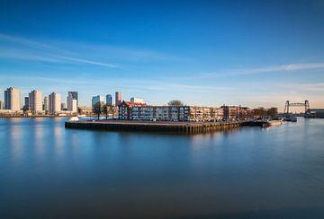 Noordereiland in Rotterdam sur Ilya Korzelius