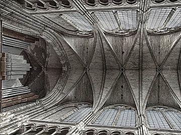 Kirchengewölbe von Dietjee FoTo