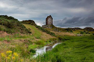Smailholm Tower van Antwan Janssen