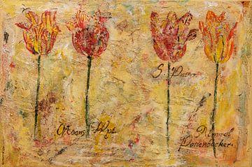 Tulpen von Els Hattink