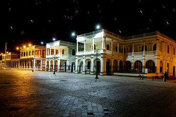 Schietende sterren in Granada van Stefan Havadi-Nagy