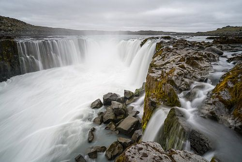 Selfoss, IJsland van