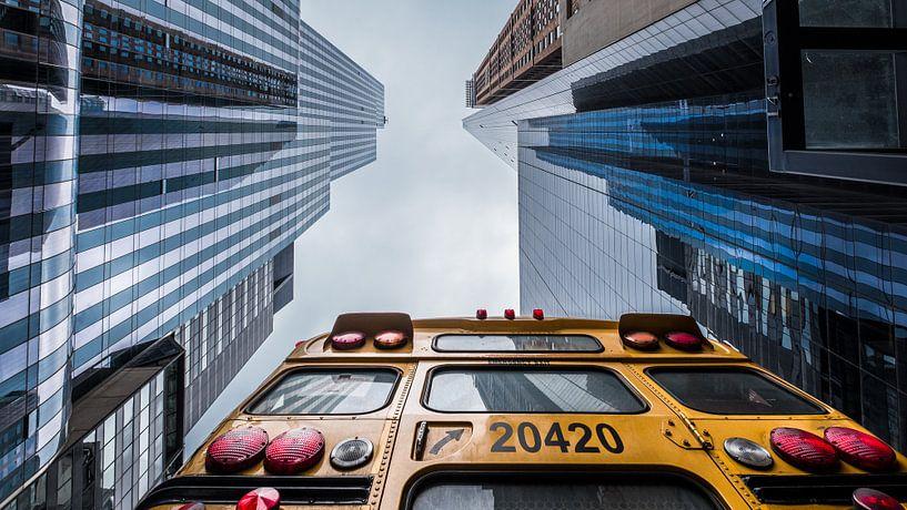 New York  Wolkenkratzer van Kurt Krause