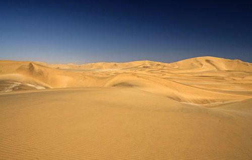 Namib woestijn nabij Swakopmund van