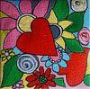 Bloemig hart van Angelique van 't Riet thumbnail