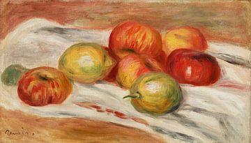 Renoir, Äpfel, Orangen und Zitronen (1911)