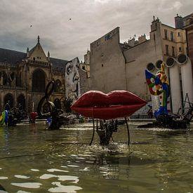 Modern art in Paris sur Melvin Erné
