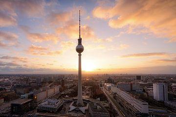 Berlin Fernsehturm von Stefan Schäfer