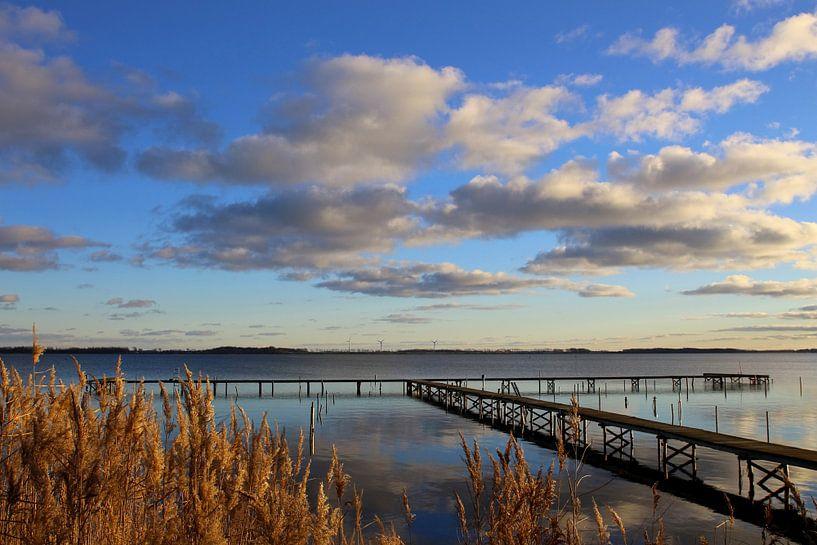 Morgenstimmung im Winter van Ostsee Bilder