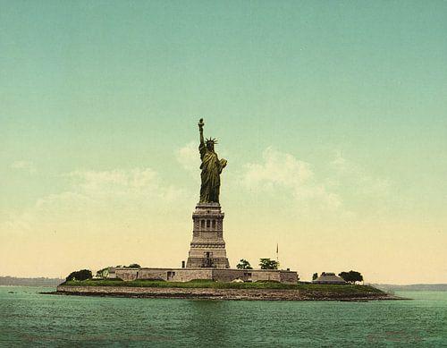 Statue of Liberty, New York Harbor van