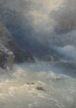 Storm, Ivan Ajvazovski