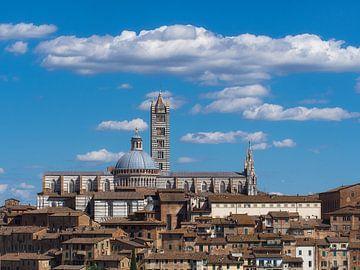 Cathédrale de Sienne sur