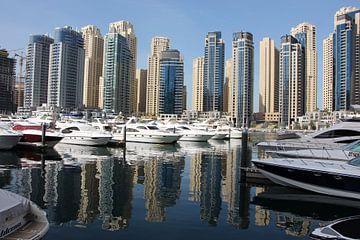 Dubai van Christel Smits