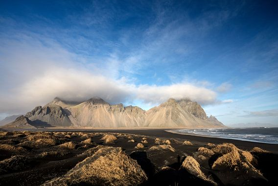 Vestrahorn in Island von Andreas Müller
