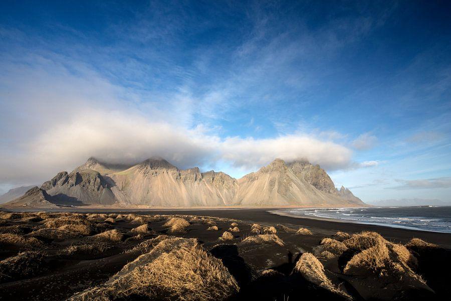Vestrahorn in Island