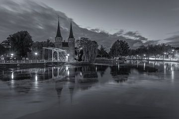Oostpoort Delft, The Netherlands (B&W) - 6 sur Tux Photography