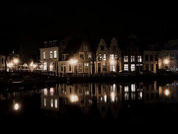 Spaarne te Haarlem von willemien kamps