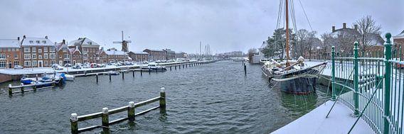 Binnenhaven Hellevoetsluis