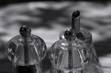 Peper en Zout stel van Agnes Meijer