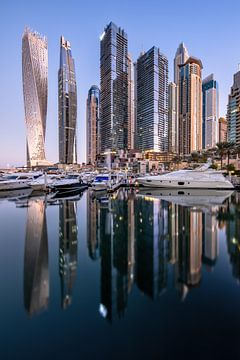 Dubai Marina Walk von Achim Thomae
