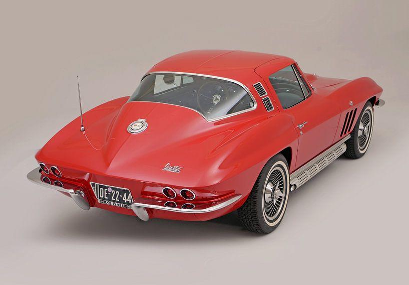 Chevrolet Corvette C2 1964 van Willem van Holten