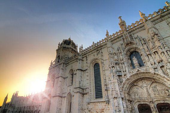 Jerónimos klooster Belem van Dennis van de Water