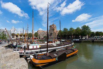 Rotterdam Oude Haven van Leo Kramp