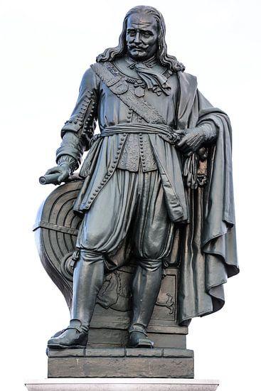 Standbeeld Michiel de Ruyter in Vlissingen (Zeeland)