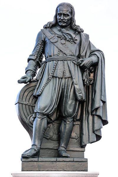 Standbeeld Michiel de Ruyter in Vlissingen (Zeeland) van Fotografie Jeronimo