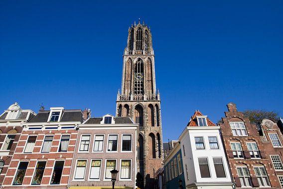 Dom Tower of Utrecht, Holland