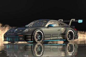 Porsche 911 GT-3 RS - Hochleistung in Reinkultur von Jan Keteleer
