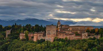 Alhambra van Robin Oelschlegel