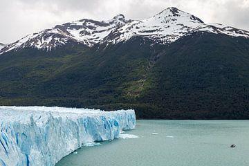 Perito Morenogletsjer in Argentinië van OCEANVOLTA