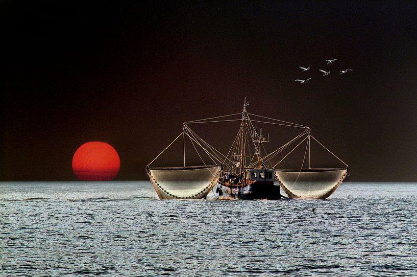 Trawler van Franke de Jong