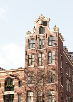 Haus in Amsterdam von Henrike Schenk
