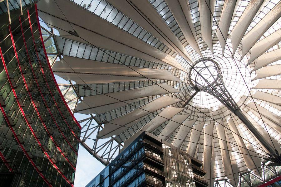 Sony Center, Berlin van Lars Bemelmans