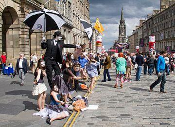 Edinburgh Festival Fringe van Jan Kranendonk