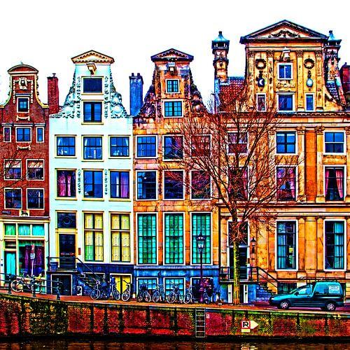 Colorful Amsterdam #113