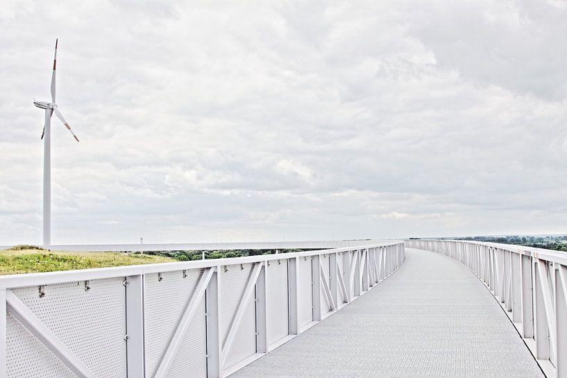 Skywalk I van Marc Heiligenstein