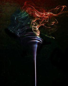 Rokende schoorsteen von Rian Verweijmeren