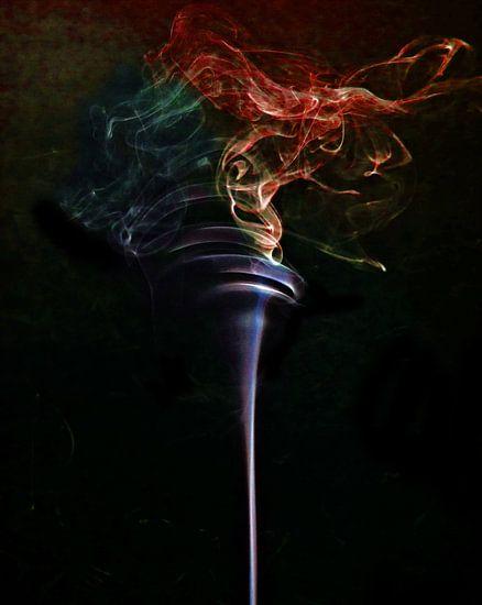 Rokende schoorsteen van  Rian Verweijmeren
