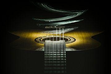 Guitare acoustique sur Luc V.be