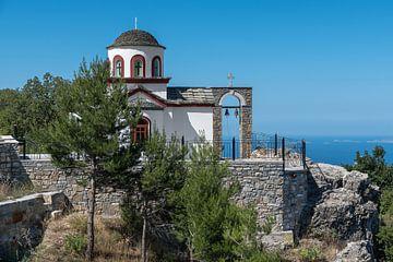Griechisch-orthodoxe Kapelle von Rinus Lasschuyt Fotografie